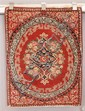 ORIENTAL RUG SEMI ANTIQUE HAMADAN, 2 X 2.6