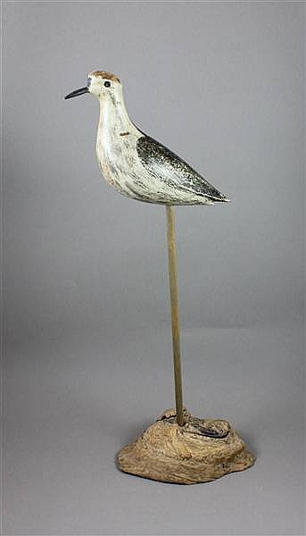 SHORE BIRD DECOY