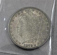 1878S MORGAN SILVER DOLLAR