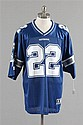 SIGNED NFL JERSEY, COWBOYS, EMMETT SMITH #22