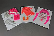3 MOD BARBIE OUTFITS