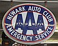 ELECTRIC AAA AUTO SERVICE SIGN