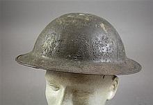 U.S. 79TH INFANTRY DIVISION M-1917 HELMET