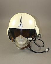POLISH AIR FORCE FLIGHT HELMET
