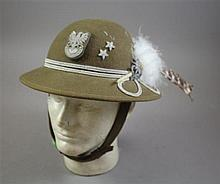LT. COL'S MTN. TROOPS HAT