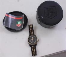 TAG HEUER TYPE WATCH WITH BOX
