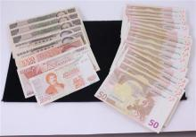LOT 25 FOREIGN CURRENCY INCLUDING EURO