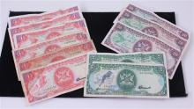 LOT 11 FOREIGN CURRENCY INCLUDING TRINIDAD AND TOBAGO