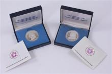 (2) 1974 CONTINENTAL CONGRESS COMMEMORATIVE MEDALS