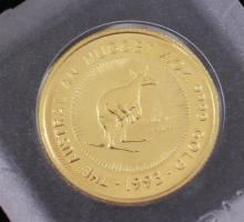 1993 THE AUSTRALIAN NUGGET $15 PROOF, 3.110 g, .999 GOLD