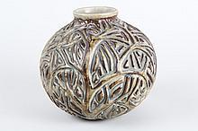 Axel Salto (1889-1961), Vase med grenværk
