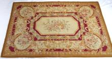 Antique Woven Tapestry Wall Hanging. 20thc. 71 x 46 inches
