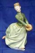Royal Doulton 'Grace' Figurine Model HN 2318. Height 7 3/4 in.