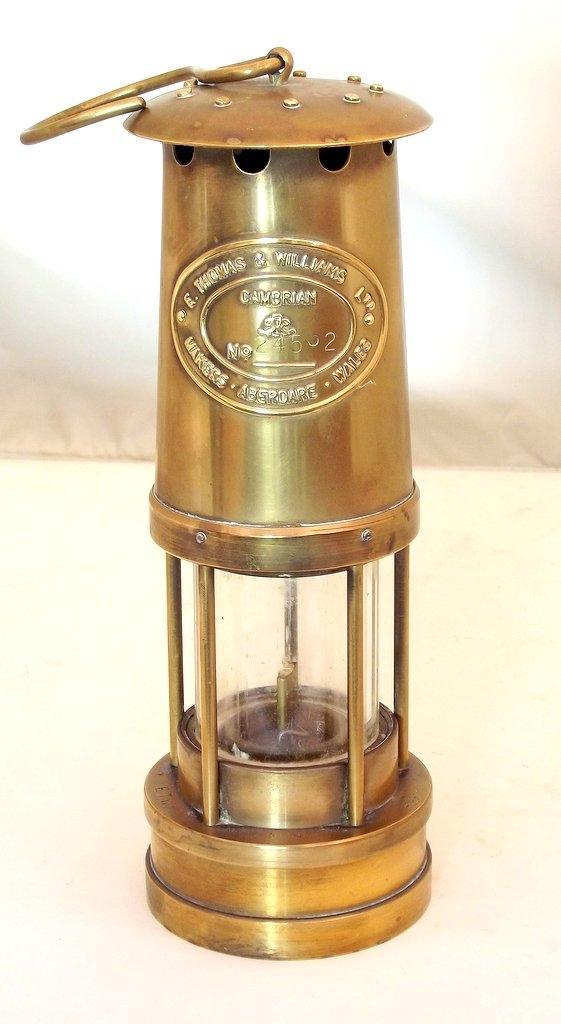 E Thomas Amp Williams Ltd Aberdare Wales Cambrian Welsh Brass
