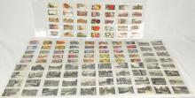 Collection of Cigarette Cards 3 Complete Sets to Include: Players c1916 Wonders of the World. Senior Service c1938 Our Countryside & Wills c1939 Garden Flowers.