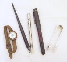 Onoto (Thomas De La rue) Desk Fountain Pen