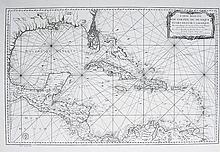 Carte Reduite du Golphe du Mexique et des Isles de L'Amerique