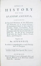 A Concise History of the Spanish America; Containing a Succinct Relation of the Discovery and Settlement of Its Several Colonies....