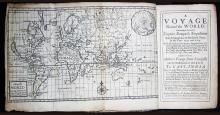 A Voyage Round the World, containing an account of Captain Dampier's expedition into the South Seas ... in the years 1703 and 1704 . . . Together with the author's voyage from Amapalla on the west coast of Mexico to East-India?