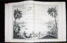 The West-India Atlas: or, A Compendious Description of the West-Indies...