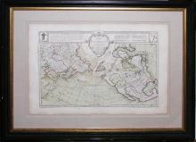 Carte des Nouvelles Decouvertes au Nord de la Mer du Sud...
