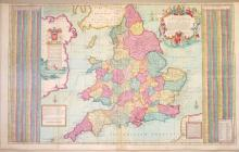 The South Part of Britain, called, England and Wales