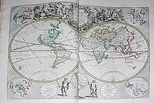 A New General Atlas, containing a Geographical and Historical Account of all the Empires, Kingdoms and other Dominions of the World