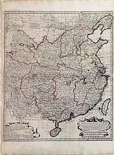 Carte Generale de La Chine Dressee sur les Cartes Particulieres…