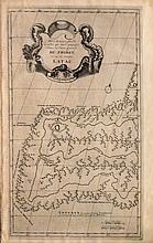 IX et derniere feuille de celles qui sont compriles dans la Carte Generale DU THIBET, et out trouve LATAC.