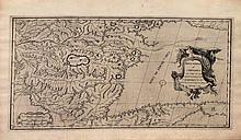 IV Feuille comprise dans la Carte generale du THIBET, et qui contient en particulier le Pais des TARTARES de HOHO-NOR.