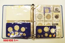 Barbados Proof sets and singles. 1970s.