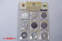 Jamaica, Victoria - Elizabeth II issues as well as Independence types and Commemoratives.