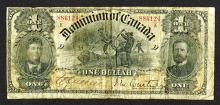 Dominion of Canada, 1898 Issue.