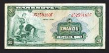 Banknote Issue, 1948