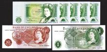 Bank of England Elizabeth II selection