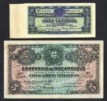 Companhia de Mocambique.