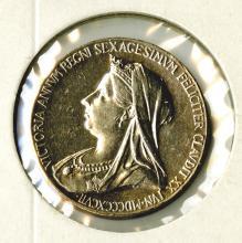 Victoria Jubilee Medal, 1897