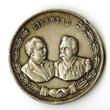 Meeting of Presidents Taft and Diaz