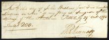 Dr. Kennedy, Surgeon, Pennsylvania Line, 1795 During the Whiskey Rebellion.