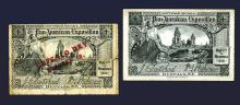 Pan-American Exposition Passes.