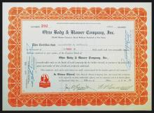 Ohio Body & Blower Company, Inc
