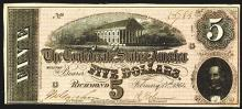 Confederate States of America.