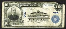 National Currency, IN. New Albany National Bank.