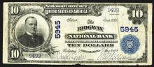 National Currency, PA. Ridgway National Bank.