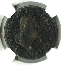 Hibernia Half Penny. 1723.