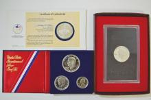 Modern Commemoratives, 24 pieces.