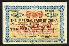 Archives International Auctions, Chinese & Asian Banknotes, Scripophily & Coins Monday, December 14, 2015 at 10:30 am