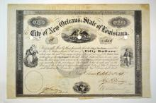 City of New Orleans. 1868.
