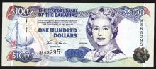Central Bank of the Bahamas. 2000 Issue.