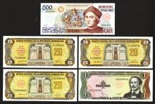 Banco Central de la Dominican Republic. Group.
